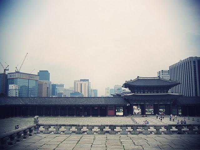 gwanghwamun palace