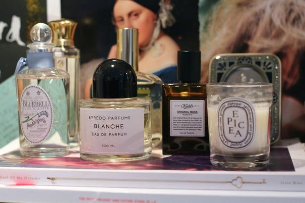 Julia Frake´s perfumes
